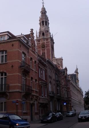 Leuven 007 - hoek Bogaardenstraat.JPG