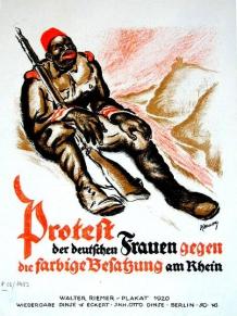 untermensch noir 1920