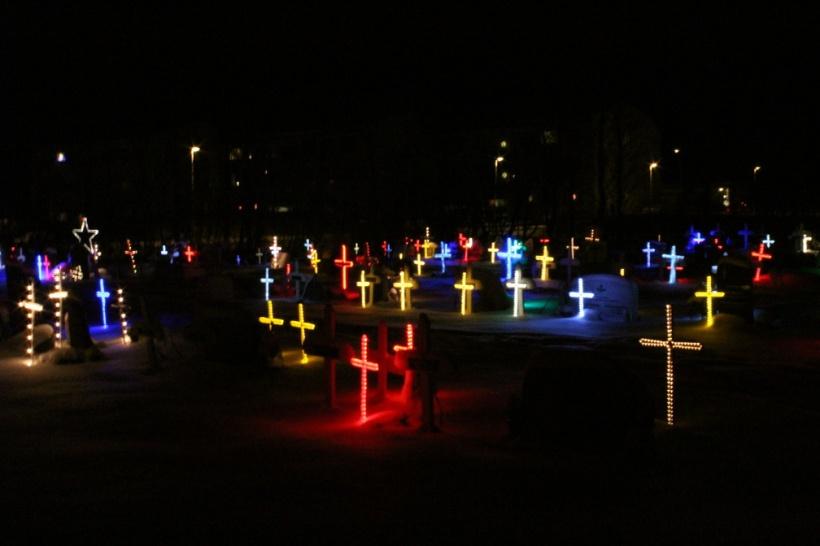 cimetière borgarnes